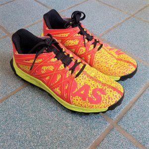 Adidas Vigor Bounce J Trail Boys Youth Red Orange
